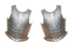 Antique European Knight Armor Stock Photos