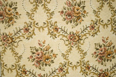 Antique fabric Stock Images