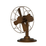 Antique fan Stock Images