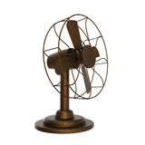 Antique fan Royalty Free Stock Photo