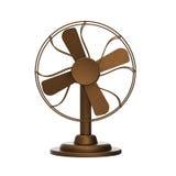 Antique fan Stock Images