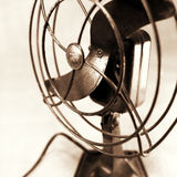 Antique fan 4 Royalty Free Stock Photo
