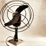 Antique fan 5 Royalty Free Stock Image
