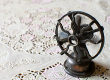 Antique fan Royalty Free Stock Photos