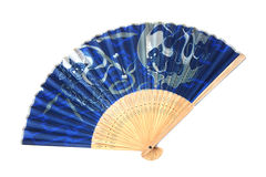 Antique Fan Japanese Folding Royalty Free Stock Photos