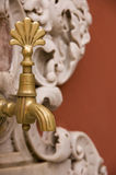 Antique faucet Royalty Free Stock Images