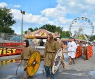 Antique Festival Danais - Tomis Arena in Constanta, Romania Royalty Free Stock Photos