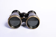 Antique field glasses Stock Photos