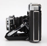 Antique film camera Stock Photos