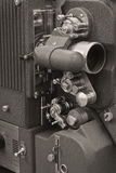 Antique Film Projector 1 Royalty Free Stock Images