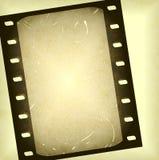 Antique film slide Stock Images