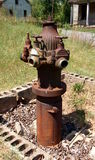 Antique Fire Hydrant Royalty Free Stock Photo