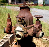 Antique Fire Hydrant Royalty Free Stock Image