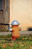 Antique Fire Hydrant Stock Photo