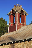 Antique firestation, Ridgway, Colorado, USA Royalty Free Stock Photography