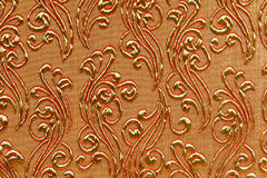 Antique floral pattern background Royalty Free Stock Photos
