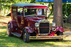 Antique Ford car Royalty Free Stock Images