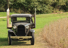Antique Ford Truck Royalty Free Stock Images