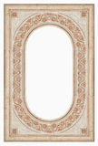 Antique frame. Made of resin material Royalty Free Stock Images