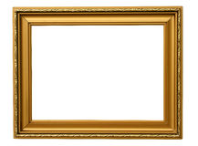 Antique frame #3 Stock Photos