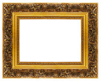 Antique frame 7 Royalty Free Stock Images