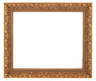 Antique Frame-80. This is a White Background Antique Frame Stock Images