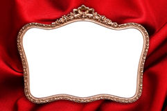 Antique frame with blank copy space Royalty Free Stock Photos