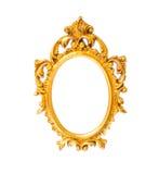 Antique frame. Royalty Free Stock Photos