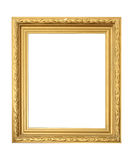 Antique frame isolated Stock Photos