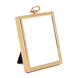 Antique frame. Isolated image. Royalty Free Stock Images