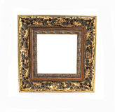 Antique frame. Stock Photos
