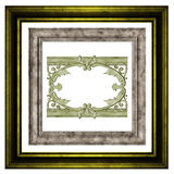 Antique framework Stock Photos