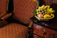Antique furniture Stock Photo