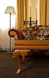 Antique furniture Stock Images