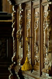 Antique Furniture Detail Royalty Free Stock Image