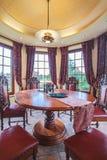 Antique furniture in dining room Stock Photos