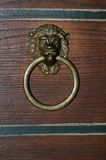Antique furniture handle Stock Photos
