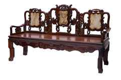 Antique furniture Stock Image