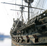 Antique galleon Royalty Free Stock Photos