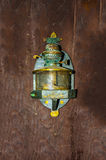 Antique gas lamp Royalty Free Stock Photos