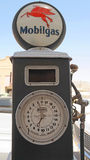 Antique Gas Pump Stock Image