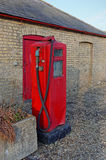 Antique Gasoline, or Petrol, Pump Royalty Free Stock Image