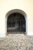 Antique Gate Stock Photo
