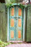 Antique gate Royalty Free Stock Image
