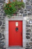 Gate of Quebec House, Quebec City, Canada Royalty Free Stock Photos