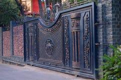 Antique gate Stock Photos