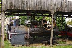 Antique Generator. Photo of Antique Generator Stock Photography