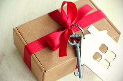 Antique gift Royalty Free Stock Photo