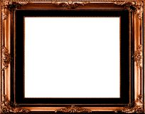 Antique gilt frame. To set off your pictures Royalty Free Stock Images