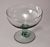Antique Glass Bowl Stock Image